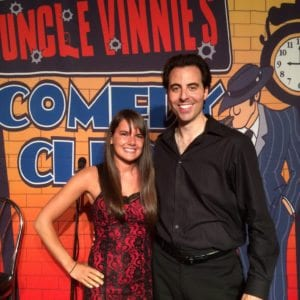 Uncle Vinnie's Comedy Club
